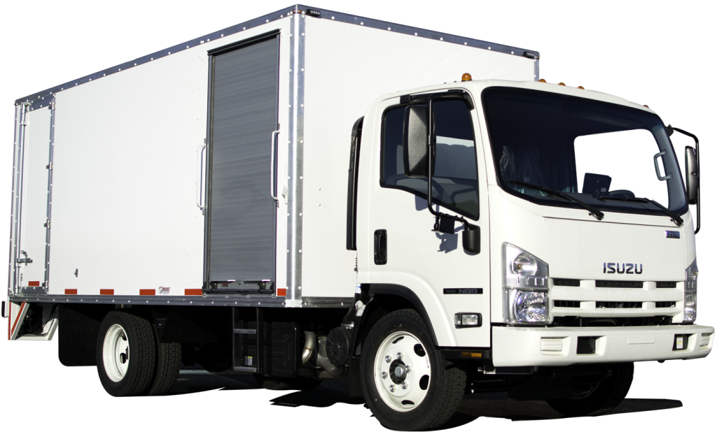 rl-520 Collection Truck
